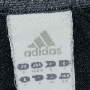 adidas Shirts - Throwback Real Madrid Adidas Jersey Black Siemens